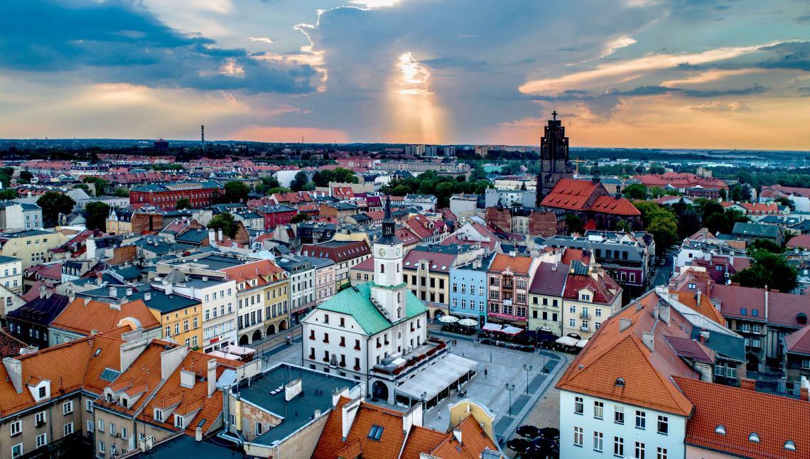 Co przemawia na korzyść mieszkania w Gliwicach?