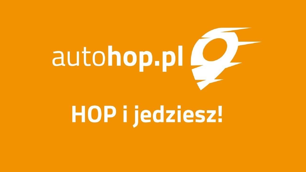 StartUP! AutoHOP – dojedź do celu szybko, sprawnie i bezpiecznie